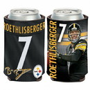 Piitsburgh Steelers Ben Roethlisberger Can Cooler