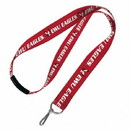 Eastern Washington Eagles Lanyard Breakaway Special Order
