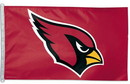 Arizona Cardinals Flag 3x5