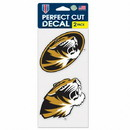 Missouri Tigers Set of 2 Die Cut Decals