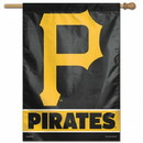 Pittsburgh Pirates Banner 28x40 Vertical