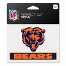 Chicago Bears Decal 4.5x5.75 Perfect Cut Color