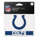 Indianapolis Colts Decal 4.5x5.75 Perfect Cut Color