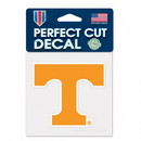 Tennessee Volunteers Decal 4x4 Perfect Cut Color
