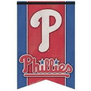 Philadelphia Phillies Banner 17x26 Pennant Style Premium Felt
