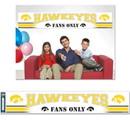 Iowa Hawkeyes Banner Party