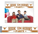 Texas Longhorns Banner Party