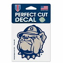 Georgetown Hoyas Decal 4x4 Perfect Cut Color