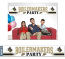 Purdue Boilermakers Banner Party