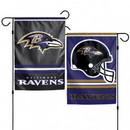 Baltimore Ravens Garden Flag 11x15 Bird Logo Only