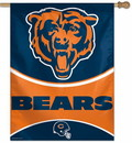 Chicago Bears Banner 27x37