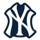 New York Yankees Logo on the GoGo