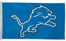 Detroit Lions Flag 3x5