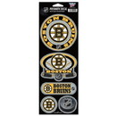 Boston Bruins Stickers Prismatic