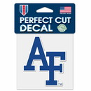 Air Force Falcons Decal 4x4 Perfect Cut Color Special Order