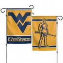 West Virginia Mountaineers Garden Flag 11x15