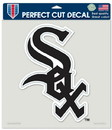 Chicago White Sox Decal 8x8 Die Cut Color