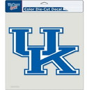 Kentucky Wildcats Decal 8x8 Die Cut Color