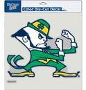 Notre Dame Fighting Irish Decal 8x8 Die Cut Color