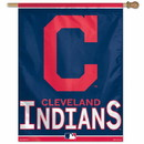 Cleveland Indians Banner 27x37 C Logo