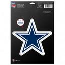Dallas Cowboys Magnet - 6.5 in x 9 in - Die-Cut