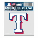 Texas Rangers Decal 3x4 Multi Use Special Order