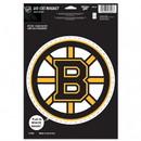 Boston Bruins Magnet 6.25x9 Die Cut Logo Design - Special Order