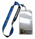 CWS 2010 Credential Holder with Lanyard