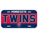 Minnesota Twins License Plate