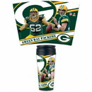 Green Bay Packers Mug 16oz Travel Contour Style Special Order