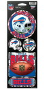 Buffalo Bills Stickers Prismatic