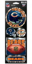 Chicago Bears Stickers Prismatic