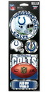 Indianapolis Colts Stickers Prismatic