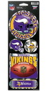 Minnesota Vikings Stickers Prismatic