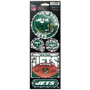 New York Jets Stickers Prismatic