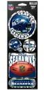 Seattle Seahawks Stickers Prismatic