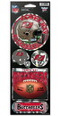 Tampa Bay Buccaneers Stickers Prismatic
