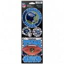 Tennessee Titans Stickers Prismatic