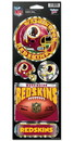 Washington Redskins Stickers Prismatic