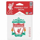 Liverpool FC Decal 4x4 Perfect Cut Color