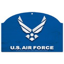 US Air Force 11x17 Wood Sign