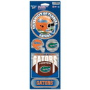 Florida Gators Stickers Prismatic