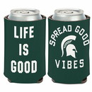 Michigan State Spartans Can Cooler Life is Good Design
