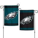 Philadelphia Eagles Flag 12x18 Garden Style 2 Sided Second Design