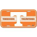 Tennessee Volunteers License Plate Plastic