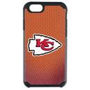 Kansas City Chiefs Classic NFL Football Pebble Grain Feel IPhone 6 Case