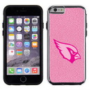 Arizona Cardinals Pink NFL Football Pebble Grain Feel IPhone 6 Case
