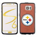 Pittsburgh Steelers Classic NFL Football Pebble Grain Feel Samsung Galaxy S6 Case - Special Order
