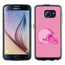 Cleveland Browns Pink NFL Football Pebble Grain Feel Samsung Galaxy S6 Case