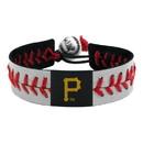 Pittsburgh Pirates Bracelet Reflective Baseball